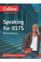 Купити - Книжки - Collins Speaking for IELTS (+ 2 CD-ROM)