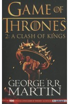 Купити - Книжки - A Song of Ice and Fire. Book 2: A Clash of Kings