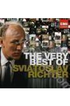 Купити - Музика - Sviatoslav Richter: The Very Best of Sviatoslav Richter (Import) (2 CDs)
