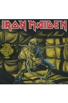 Купити - Музика - Iron Maiden: Piece of Mind (Import)