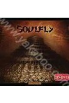 Купити - Музика - Soulfly: Conquer (CD+DVD)