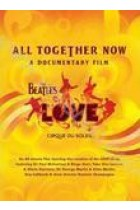 Купити - Музика - Cirque du Soleil: All Together Now. The Beatles LOVE. A Documentary Film (DVD) (Import)