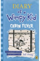 Купити - Книжки - Diary of a Wimpy Kid: Cabin Fever