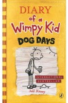 Купити - Книжки - Diary of a Wimpy Kid: Dog Days