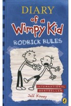 Купити - Книжки - Diary of a Wimpy Kid: Rodrick Rules