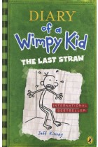 Купити - Книжки - Diary of a Wimpy Kid: The Last Straw