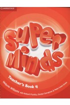 Купити - Книжки - Super Minds. Level 4. Teacher's Book