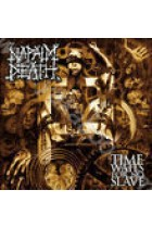 Купити - Музика - Napalm Death: Time Waits for No Slave