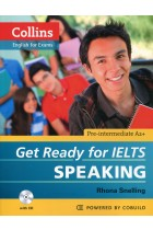 Купити - Книжки - Collins Get Ready for IELTS: Speaking (+ 2 CD-ROM)