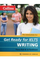 Купити - Книжки - Collins Get Ready for IELTS: Writing