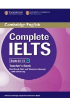 Купити - Книжки - Complete IELTS Bands 6.5-7.5 Teacher's Book