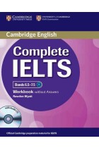 Купити - Книжки - Complete IELTS Bands 6.5-7.5 Workbook without Answers with Audio CD