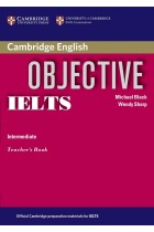 Купити - Книжки - Objective IELTS Intermediate Teacher's Book