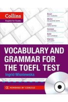 Купити - Книжки - Collins Vocabulary and Grammar for the TOEFL Test