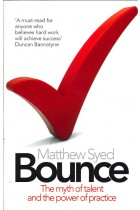 Купити - Книжки - Bounce: Beckham, Serena, Mozart and the Science of Success