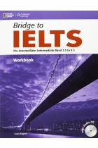 Купити - Книжки - Bridge to Ielts Workbook with Audio CD Bre