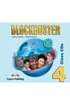 Купити - Книжки - Blockbuster 4 Class  Audio CDs