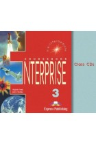 Купити - Книжки - Enterprise: Pre-intermediate Level 3 Class CD