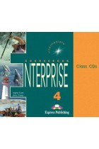 Купити - Книжки - Enterprise: Intermediate Level 4 Class CD