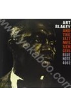 Купити - Музика - Art Blakey and The Jazz Messengers: Moanin' (LP) (Import)