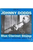 Купити - Музика - Johnny Dodds: Blue Clarinet Stomp (LP) (Import)