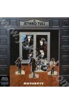 Купити - Музика - Jethro Tull: Benefit (180 Gram Heavyweight Vinyl LP) (Import)