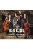 Купити - Музика - Yo-yo Ma / Stewart Duncan / Edgar Meyer / Chris Thile: The Goat Rodeo (Import)