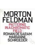 Купити - Музика - Morton Feldman: Patterns in a Chromatic Field (2 CD) (Import)