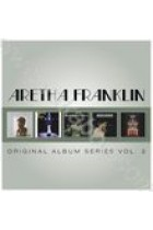 Купити - Музика - Arentha Franklin: Original Album Series Vol.2 (Import)