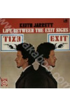 Купити - Музика - Keith Jarrett: Life Between the Exit Signs (Import)