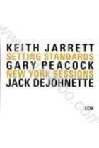 Купити - Музика - Keith Jarrett & Gary Peacock & Jack DeJohnette: Setting Standard: New York Sessions (Import)