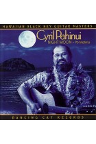 Купити - Музика - Cyril Pahinui: Night Moon - Po Mahina (Import)