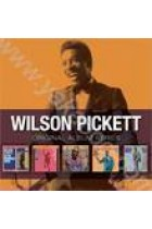 Купити - Музика - PICKETT, WILSON: ORIGINAL ALBUM SERIES (Import)