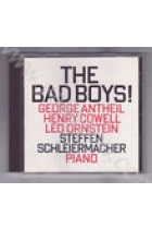 Купити - Музика - SCHLEIERMACHER(ANTHEIL,COWELL..):: BAD BOYS (Import)