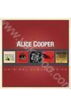Купити - Музика - Alice Cooper: Original Album Series (Import)