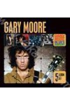 Купити - Музика - Gary Moore: 5 Album Set (Import)