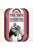 Купити - Музика - The Nice: Live at the Fillmore East December 1969 (Import)