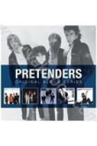 Купити - Музика - Pretenders:  Original Album Series (Import)
