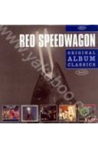 Купити - Поп - REO Speedwagon:  Original Album Classics (Import)