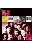 Купити - Музика - Ub40: 5 Album Set (Import)