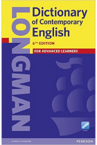 Купити - Книжки - Longman Dictionary of Contemporary English + Online Access
