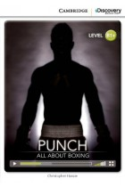 Купити - Книжки - Punch: All About Boxing Intermediate Book with Online Access