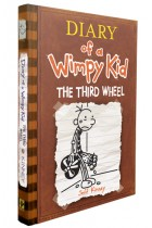 Купити - Книжки - Diary of a Wimpy Kid. Book 7. The Third Wheel