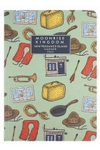 Купити - Блокноти - Блокнот Hiver Books Moonrise Kingdom L (2506)