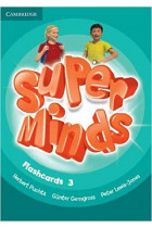 Super Minds 3 Flashcards (Pack of 83)