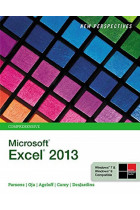 Купити - Книжки - New Perspectives on Microsoft® Excel® 2013, Comprehensive