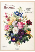 Купити - Книжки - Redouté. Selection of the Most Beautiful Flowers