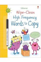 Купити - Книжки - Wipe-Clean. High-Frequency Words to Copy
