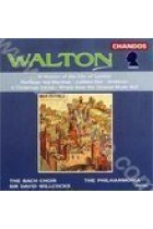 Купити - Музика - William Walton: In Honor of the City of London etc. - Bach Choir / Philharmonia / Willcocks (Import)