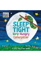 Купити - Книжки - Sleep Tight Very Hungry Caterpillar